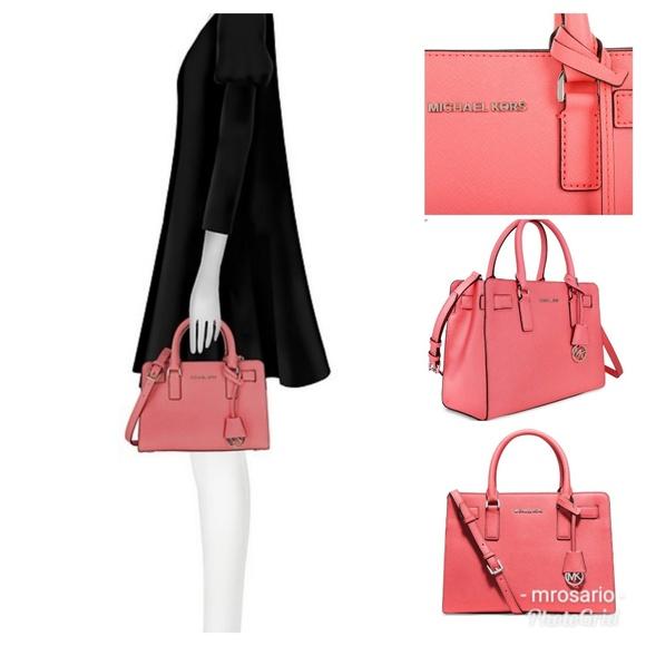 11ceeb1151ca MICHAEL Michael Kors Bags | Saffiano Leather Dillon Bag | Poshmark